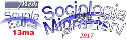 Logo scuola estiva sociologia delle migrazioni 2017